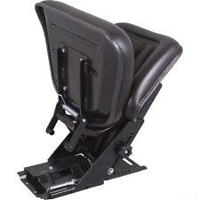 Schleppersitz klappbar für Deutz 06 Kunststoffbezug schwarz