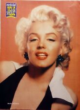 MARILYN MONROE => 1 page 1991 FRENCH CLIPPING POSTER !!!