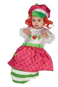 Kostüm Erdbeere Emily Erdbeer Kostüm Mädchen Faschingskostüm Baby 0-9 Monate