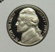 1979 S Proof Type 1 Jefferson Nickel
