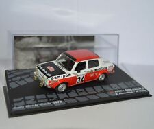 RALLY IXO DIECAST 1/43 Simca 1000 Rallye 2 Fiorentino-Gelin 1973  RAL095