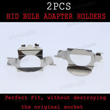 HID Conversion Xenon Bulbs Holders Adapters Adaptor H7 LED For Bick XT VW Bora