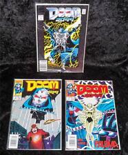 Lot of 3 Doom 2099 #1, 7, 9 VF+ to NM/MT