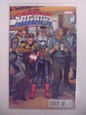 All-New Captain America #3 Welcome Home Variant Vf/Nm Comics Book