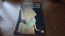 Christian Jacq pour Abidos ou le mystere de la resurrection