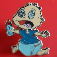 Rugrats Pin Tommy ADULT ONLY Acid LSD Tripping Enamel Brooch Badge Lapel Cosplay
