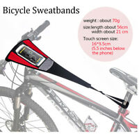 Riding Cycling  Bicycle Trainer Bike Sweatbands Strong Durable Sweat Tape Net