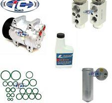 A/C Compressor Kit Fits Volvo S60 01-04 S80 02-06 XC90 03-04  57544