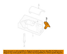 GM OEM Starter-Mount Bracket 23502557