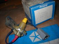 NOS MOPAR 1975 FUEL PACER VACUUM SWITCH ALL CARS-3746945