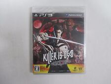 PlayStation3 -- Killer is Dead Premium Edition -- New. PS3. JAPAN GAME. 61471