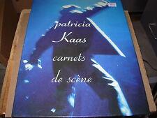 PATRICIA KAAS carnets de scene - 2 cd - box set - SEALED - VERY RARE -