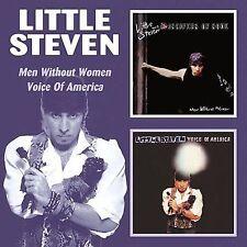 Little Steven: Men Without Women / Voice of America [2 CD Set Slipcase] E Street