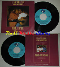 LP 45 7'' RUBY TURNER JONATHAN BUTLER If you're ready Won't 1986 italy cd mc dvd