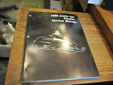 Arctic Cat Snowmobile Factory 1990 Prowler Service Manual 2254-578