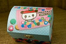"Sanrio Pandapple Candy Panda Spinning Musical Jewelry Box 5"" Hello Kitty BK"