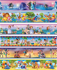 Bordüre - Fototapete 10meter/ 1,50€/m Tapete Kinderzimmer Poster Wandbordüren