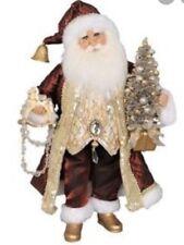 Karen Didion Originals Santa Claus Figurine Christmas