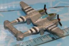 MICRO MACHINES Aircraft WW-II Lockheed P-38 Lightning # 1