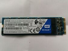 WD Blue 500gb M.2 ssd