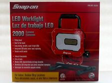 1 Snap-On LED Worklight 2000 Lumens With Long Lasting, Durable,Super Bright LEDs