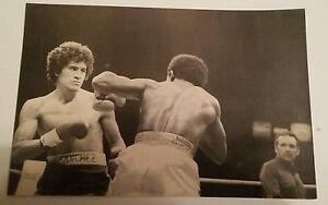 Pick 3 Salvador sanchez vs nelson boxing  photos