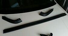 84-87 Honda Civic Crx 3dr Front Lip OEM AF rare spoiler si honda 1st Gen 3 pc