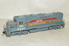 HO scale Proto 2000 Clinchfield RR Family Lines CSX EMD GP38-2 locomotive train
