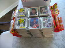 1988 TOPPS BASEBALL UNOPENED RACK PACKS / 42 CARDS PER RACK / LOT OF 3