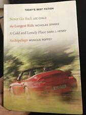 todays best fiction never go back lee child