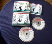 2CD MOZART GA Marriner The Magic Flute Zauberflöte Te Kanawa Philips PDO W-Germ