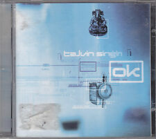 TALVIN SINGH - ok CD