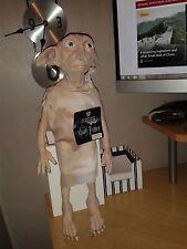 Warner Bros Original Dobby the Elf from Harry Potter Studios London.
