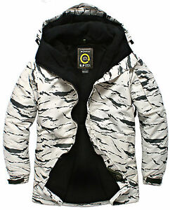 SOUTH PLAY Mens Ski Snowboard Jacket Jumper Parka Coat Suits Blazer Tops DESERT