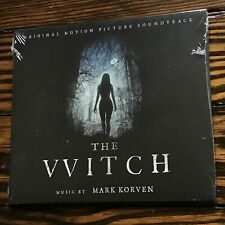 The Witch (Original Motion Picture Soundtrack) (NEW) - Mark Korven - Audio CD