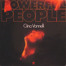 GINO VANNELLI Powerful People FR Press A&M 875 041 1974 LP