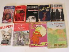 LOT of 9 kids chapter books 6th 6 Grade AR Accelerated Reading Lois Duncan j4