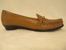 Vintage Soft Spots Womens Shoes Size 9 Super Slim Brown Tan All Day Comfort