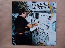 N.A.S.A Space Photo 4.75 x 4.75  inches Space Shuttle Rockets Satellites NASA