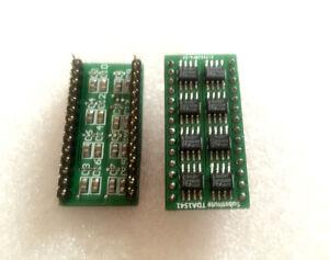 HIFI 8PCS TDA1387 Parallel Module Replacement Substitution TDA1541 TDA1541A