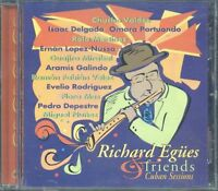 Richard Egues & Friends - Cuban Sessions Cd Perfetto