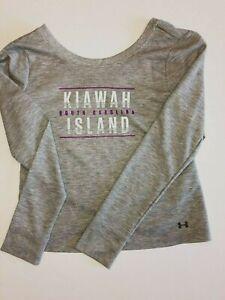 New Under Armour Kiawah Island South Carolina Sweatshirt Women's Medium