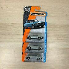 '71 Nissan Skyline 2000 GTX Silver Matchbox Metal Pieces 2016 Mattel LOT OF 3