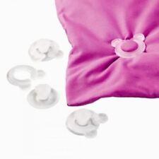4 PC Duvet Clips Sheet Holder Quilt Duvet fasteners donuts / Duvet grips
