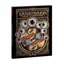 Xanathar's Guide to Everything Limited Edition NEW UNREAD