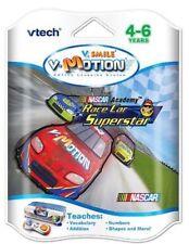 VTech V-Smile V Motion Active  Nascar Race Car Superstar Ages 4-6 Learning Syste