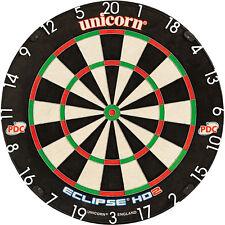 Unicorn Eclipse HD2 Bristle Dartboard w/ FREE Shipping
