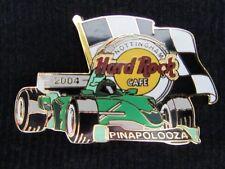 Hard Rock Cafe NOTTINGHAM (Closed) 2004 PINAPOLOOZA Racing Car Pin Badge LE