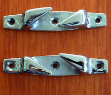 FAIRLEADS - STAINLESS STEEL 316 SKENE BOW CHOCK 115mm RIGHT &  LEFT - 31014AB -