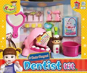 Impressive Toys    Kongsuni Dentist Play Set Educational Girl's BEST Gift